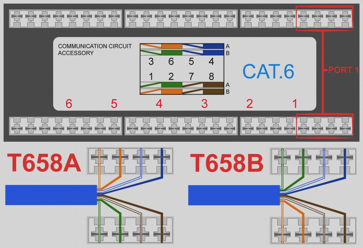 Cat5 To Usb Wiring Diagram