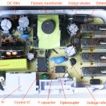 Teardown Of The Mysterious Kms 4 Port Usb Charger   Usb Charger Single Pole Switch Wiring Diagram