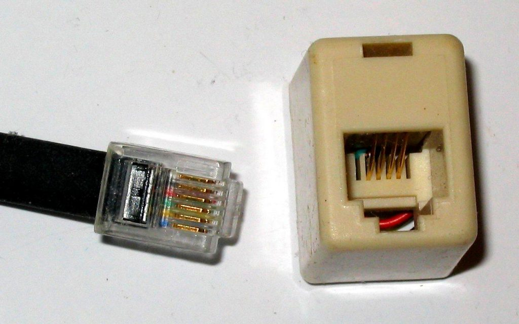 Telephone Plug - Wikipedia