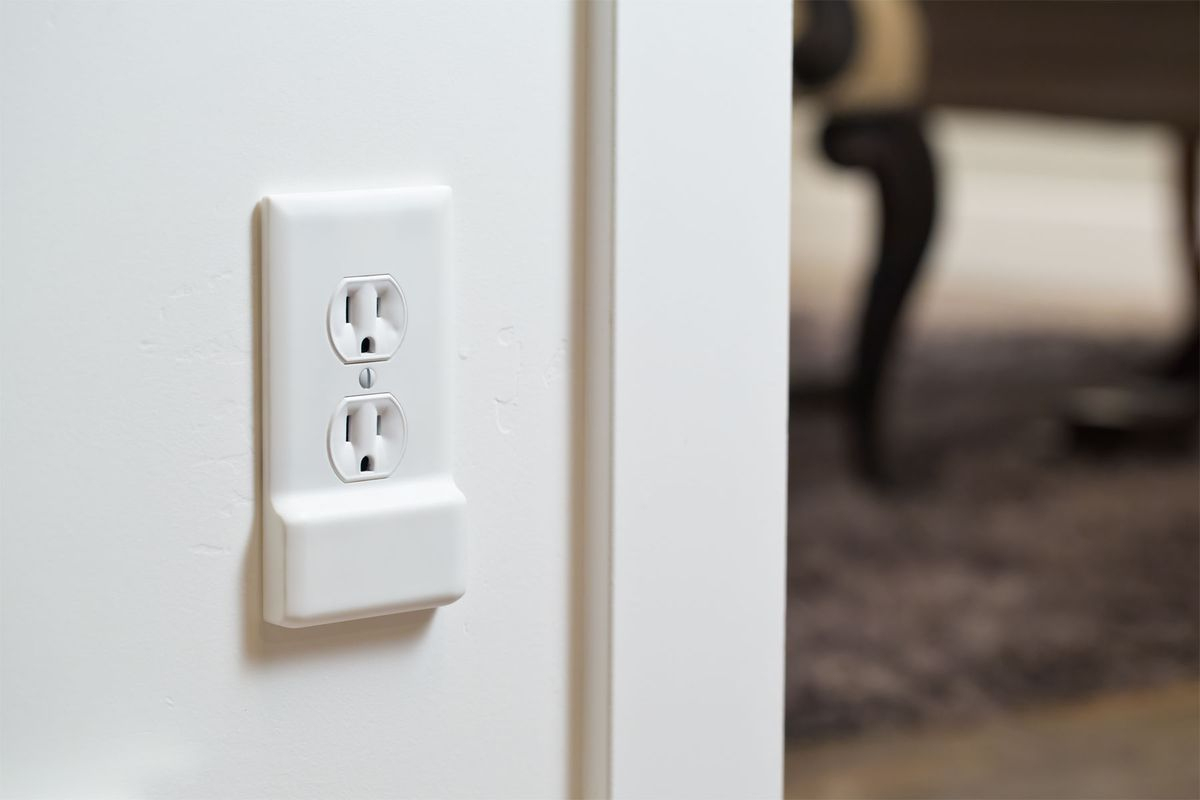 This Is A No-Fuss Way To Add Usb Ports To Your Wall Outlets - The Verge - Wiring Diagram In A Usb Wall Plug
