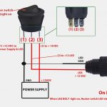 Three Prong Toggle Switch Wiring Diagram | Wiring Diagram   Mictuning 2 Prong Usb Toggle Switch Wiring Diagram
