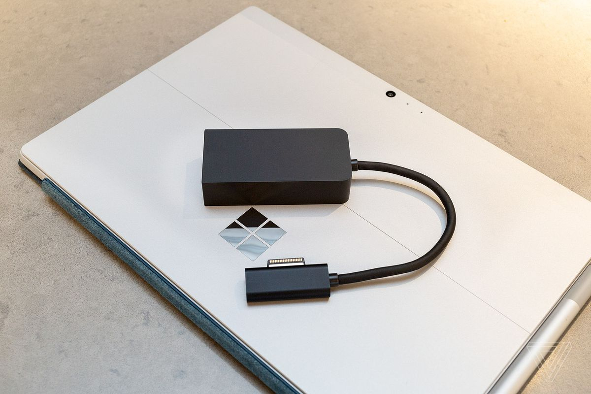 Three Ways Microsoft Could Have Made A Better Surface Usb-C Adapter - Microsoft Usb Receiver Wiring Diagram