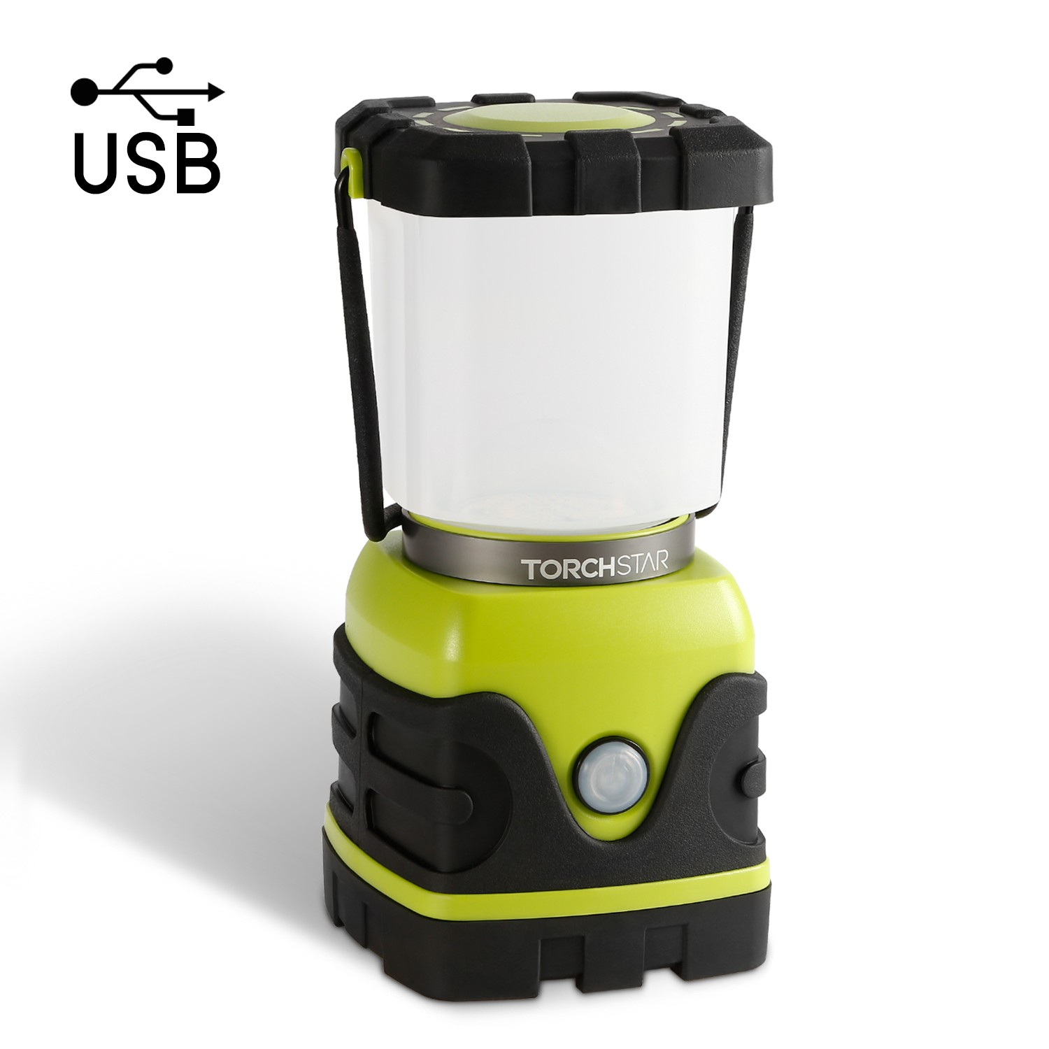 Torchstar Portable Led Camping Lantern, 4-Level Dimmable (300Lm - Ultra Bright Led Lantern With Usb Wiring Diagram