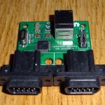 Tynemouth Software: Atari / Commodore 9 Way D Usb Joystick Adapter   Usb To Joystick Adapter Wiring Diagram