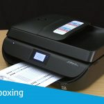Unboxing, Setting Up, And Installing The Hp Officejet 4650 Printer   Hp Officejet 3830 Setup Wiring Diagram Usb To Router