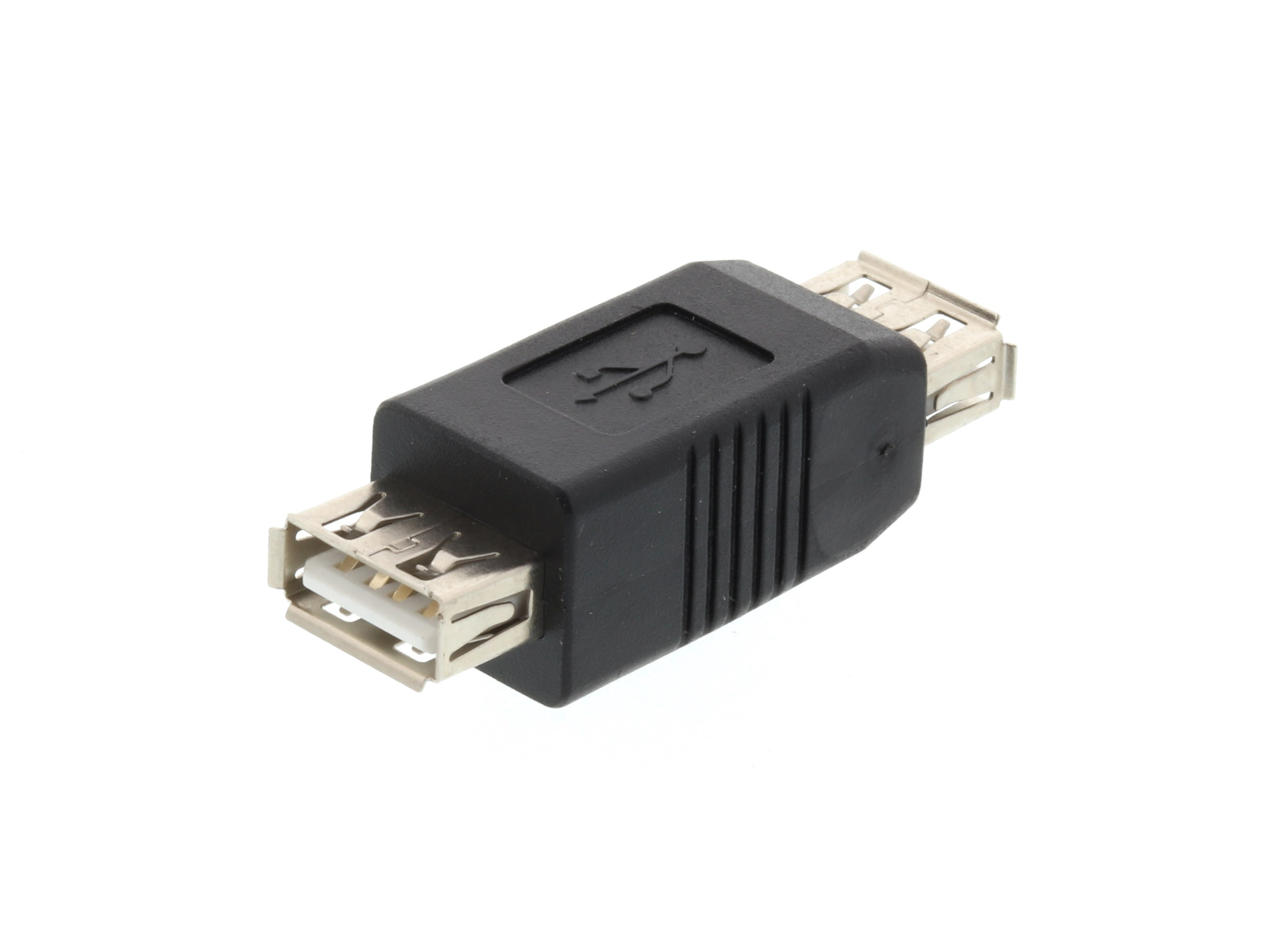 Usb 2.0 Adapter - Usb A Female To Female | Computer Cable Store - Usb Female To Female Adapter Wiring Diagram