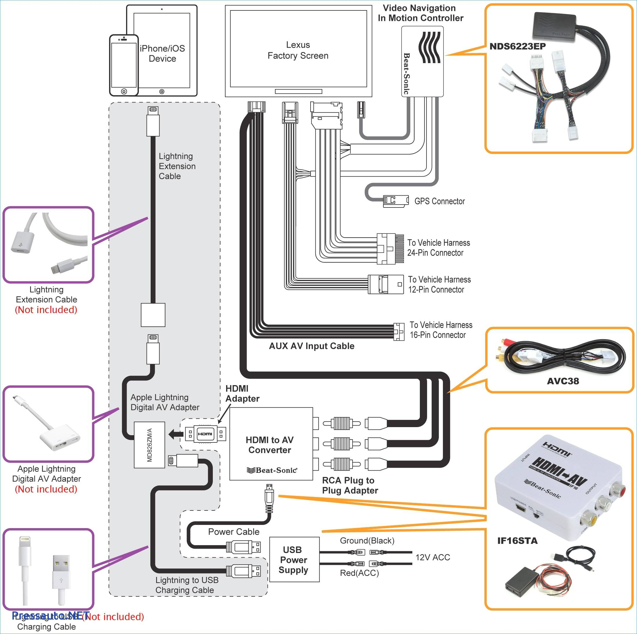 Fpv Hub Wiring Diagram