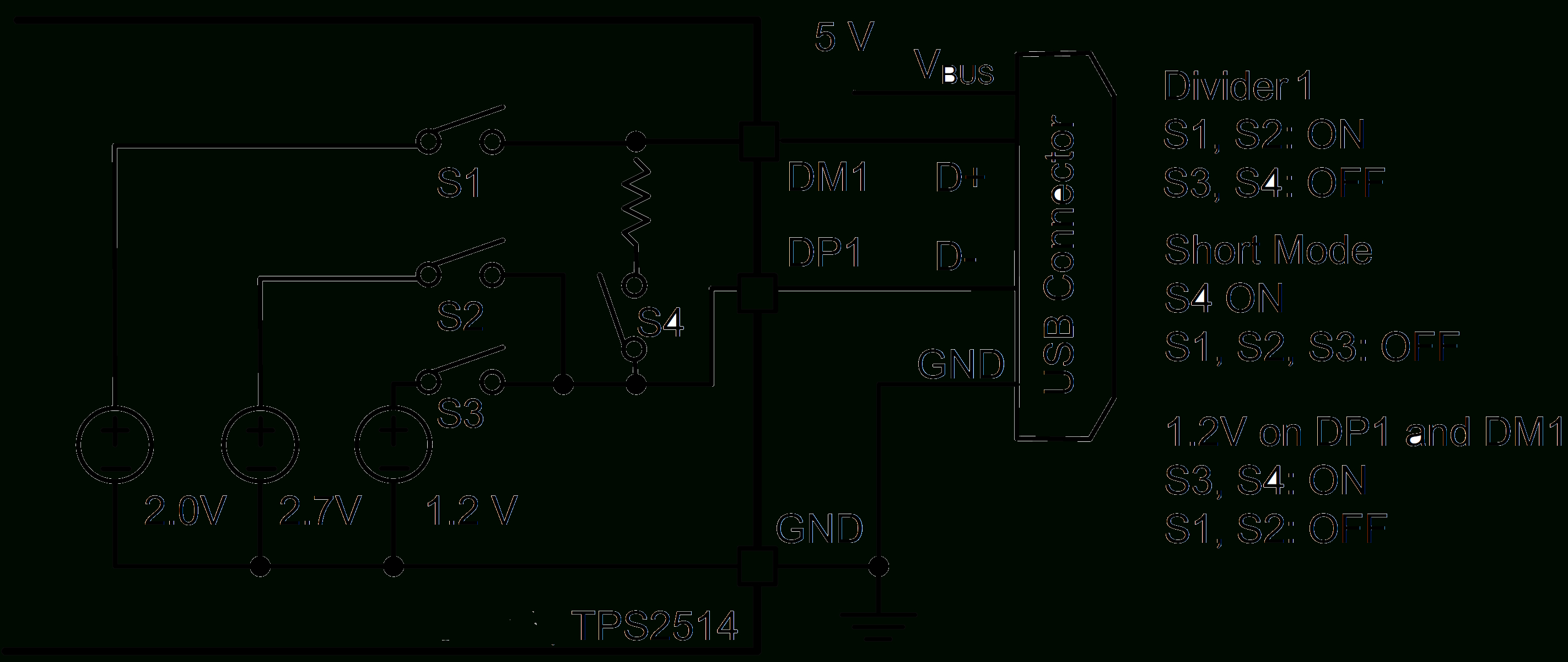 Usb Charging Without Fear - Usb Charger Wiring Diagram Quick