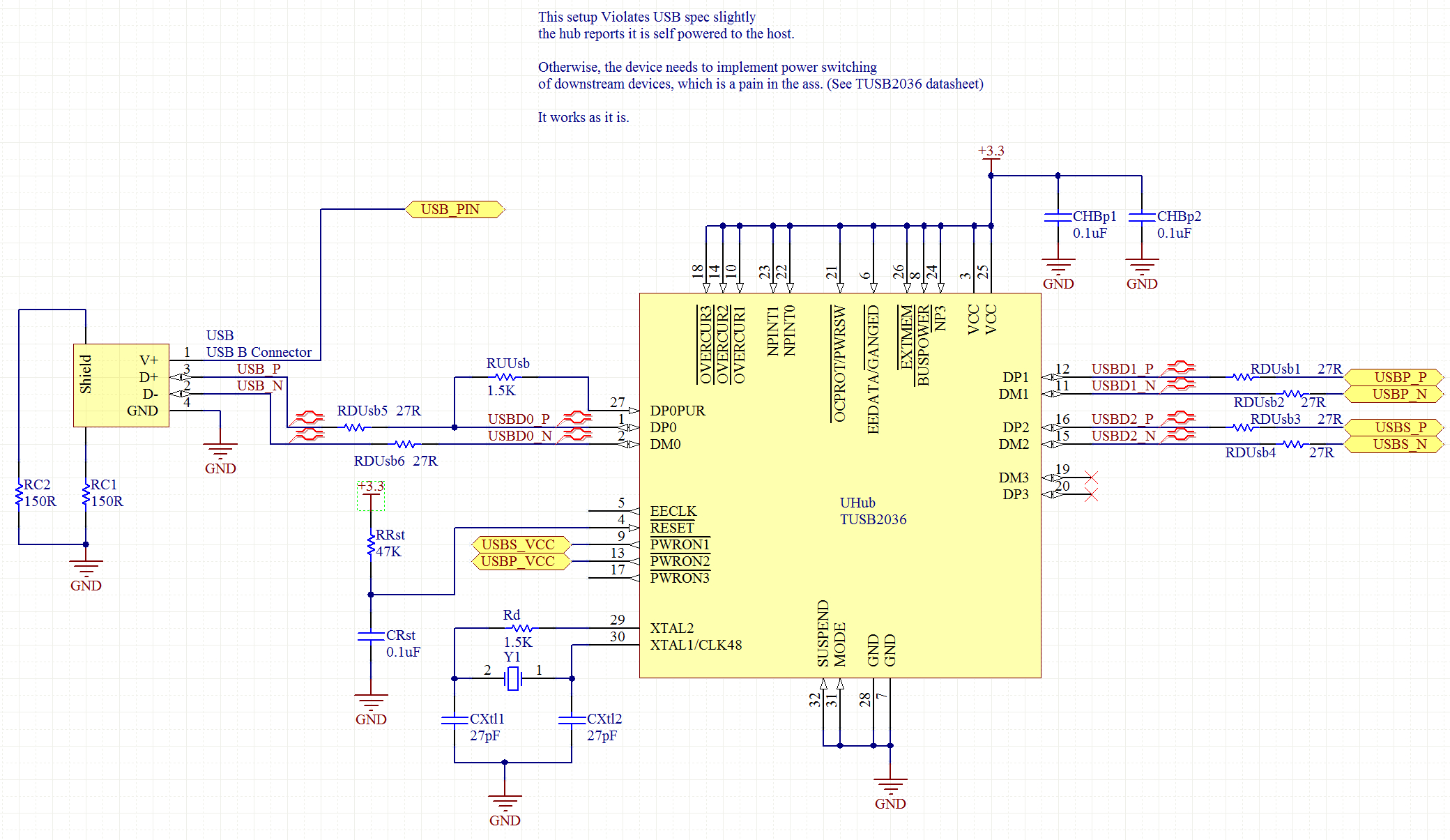 Wiring Diagram Of Microsoft Powered 4 Port Usb Hub | USB ...