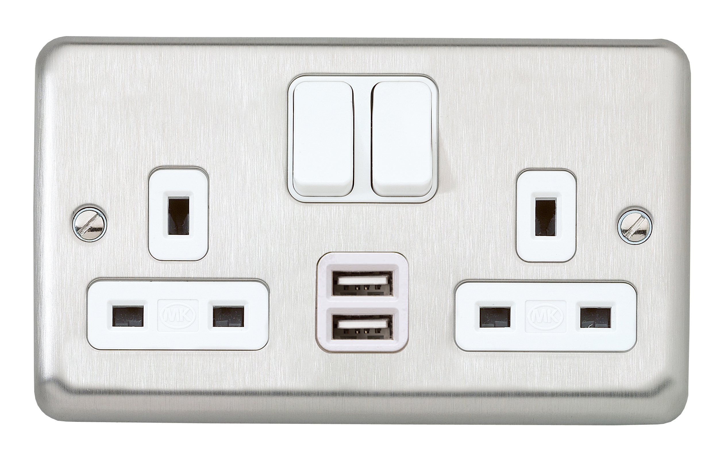 Usb Integrated Socket Outlet - Outlet With Usb Wiring Diagram