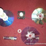 Usb Mini Fan From Pc 12V Fan & Cd Disk   Electrical Technology   Usb Minu Fan Wiring Diagram