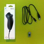 Usb Mouse Made Out Of A Wii Nunchuck: 4 Steps (With Pictures)   Wii Nunchuck Usb Wiring Diagram
