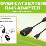 Usb Over Cat5 Extension Rj45 Adapter (Unboxing & Review)   Youtube   Usb To Rj45 Cable Wiring Diagram