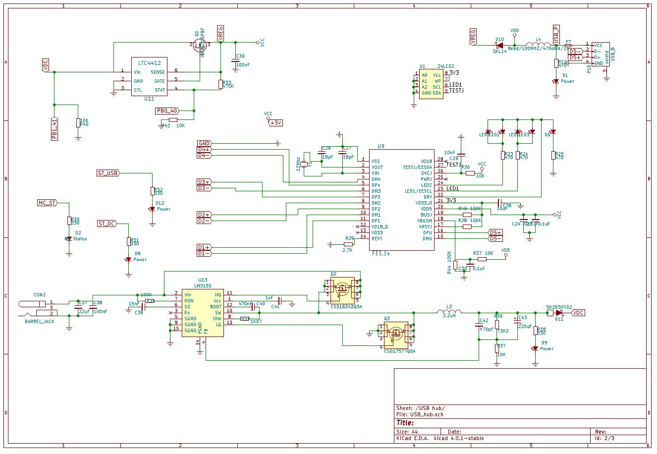 Usb Schematic | Wiring Diagram - New Usb Port Wiring Diagram