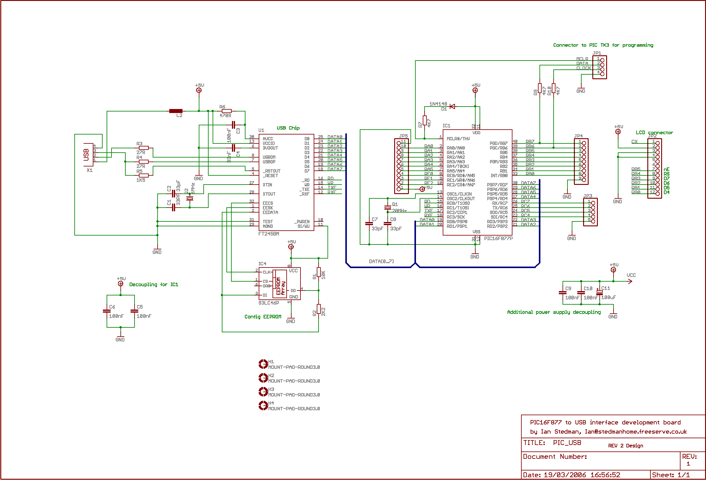 Usb Wiring Diagram 5v