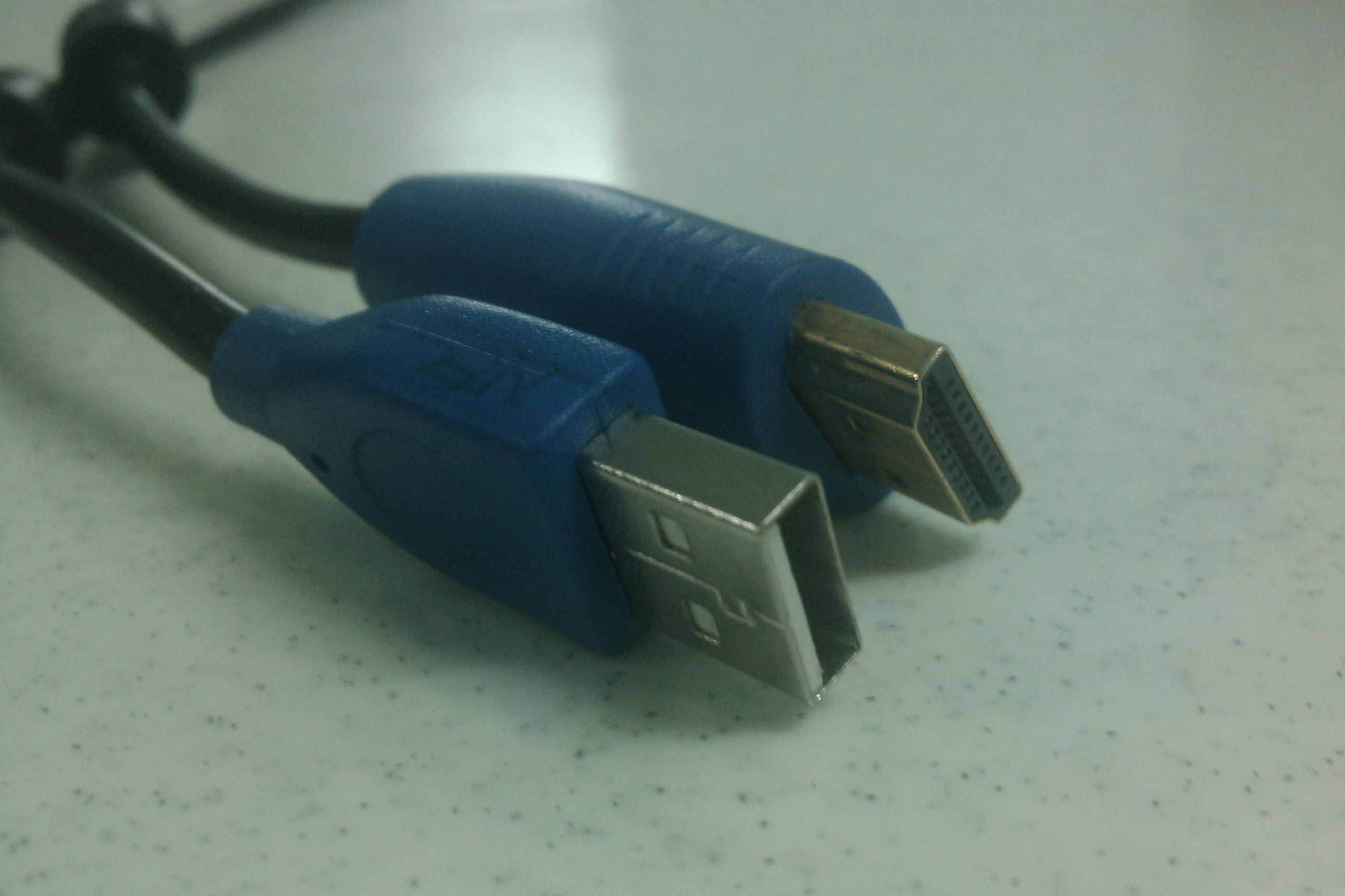 Usb To Hdmi Using Just A Cable - Super User - Hdmi To Usb Wiring Diagram