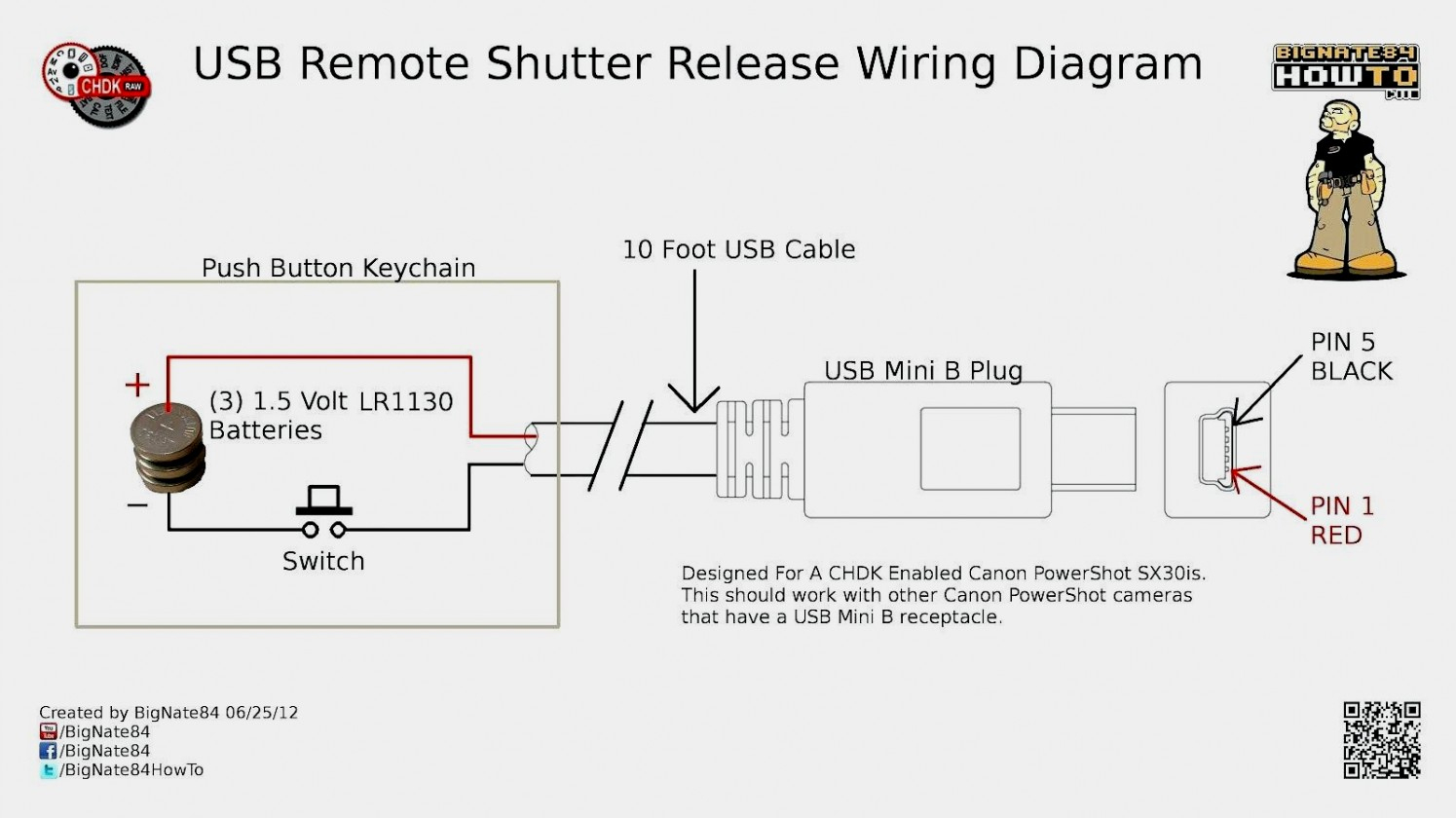 Usb To Headphone Jack Adapter Wiring Diagram | Wiring Diagram - Usb Extension Cable Wiring Diagram