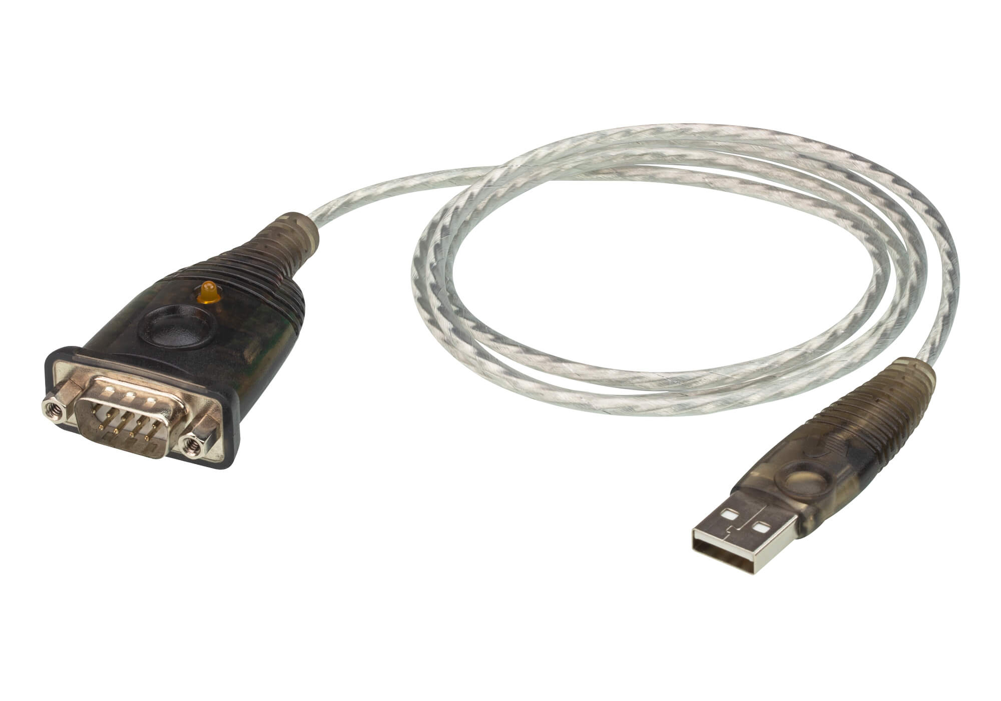 Usb To Rs-232 Adapter (100 Cm) - Uc232A1, Aten Usb Converters - Usb Rs232 Cable Wiring Diagram