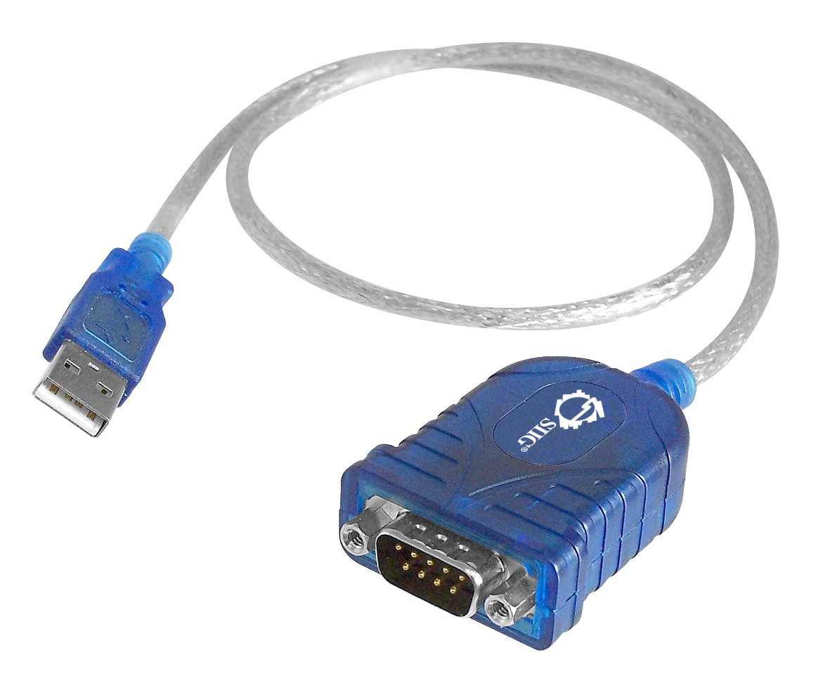 Usb To Serial Adapter Cable - Converters - Usb - It Products - Usb Printer Cable Wiring Diagram
