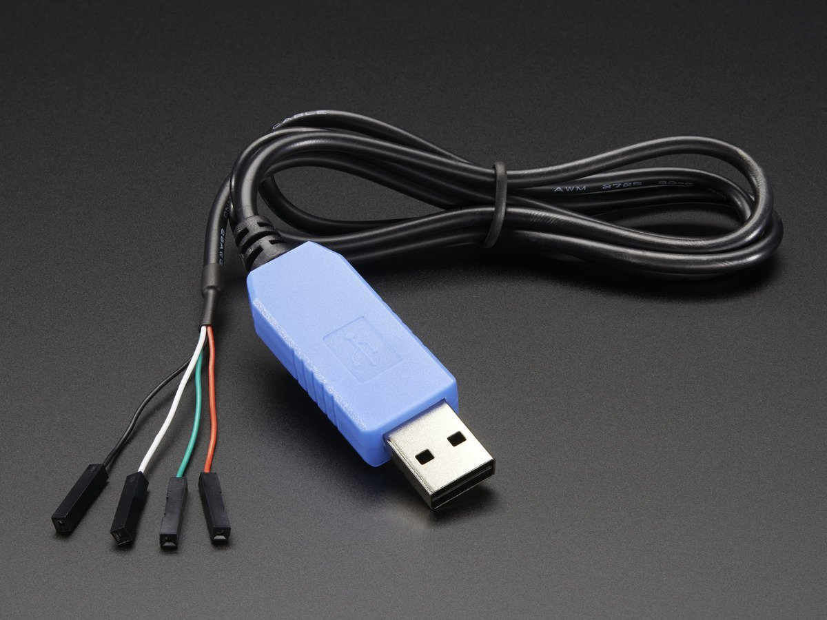 Usb To Ttl Serial Cable - Debug / Console Cable For Raspberry Pi Id - Usb Wiring Diagram 4 Wires