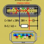 Usb Type C. Коротко И Ясно | Elektronyk In 2019 | Pinterest   Usb 3.1 Wiring Diagram