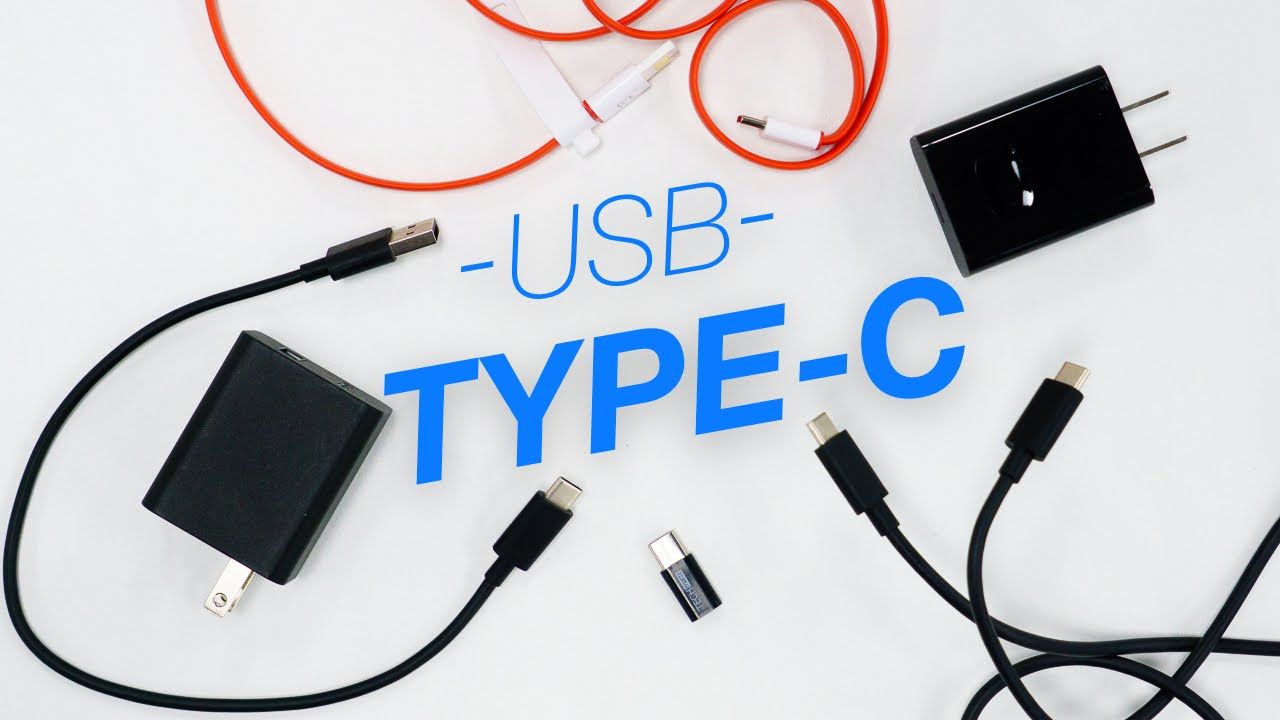 Usb Type-C: Don't Buy The Wrong Cable! - Youtube - Micro Usb Phone Charger Wiring Diagram
