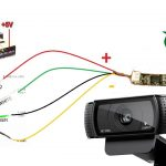 Usb Webcam Wiring Diagram | Wiring Diagram   Logitech Webcam Usb Cable Wiring Diagram