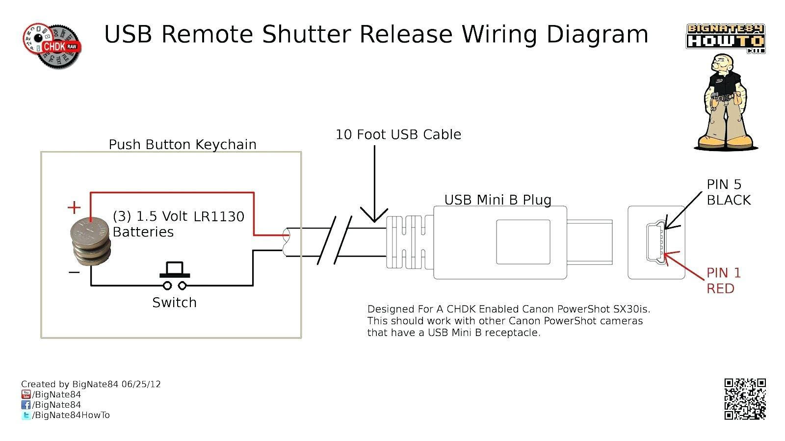 4 Wire Usb Wiring Diagram