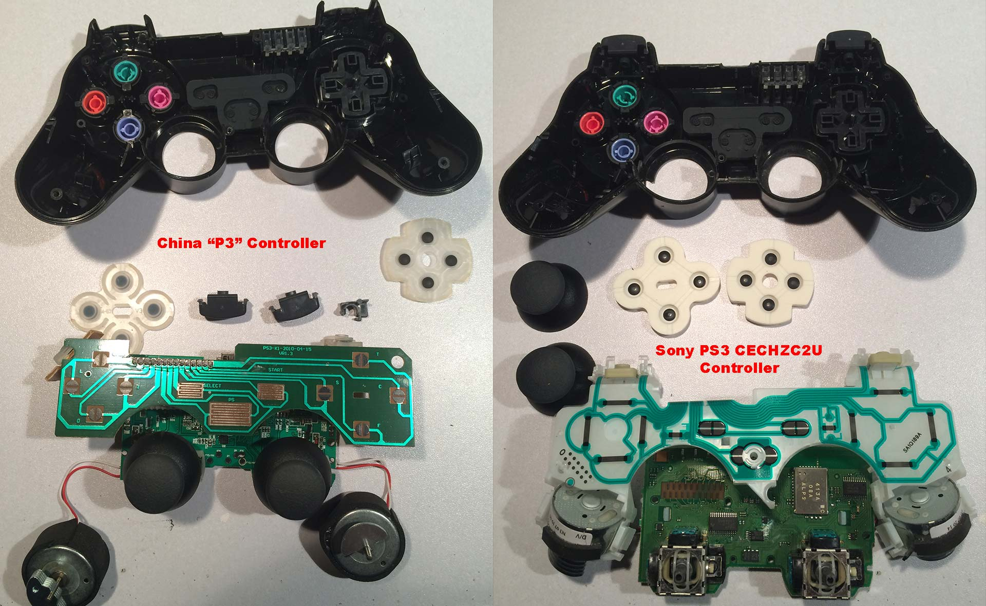 Ps3 Controller Usb Wiring Diagram