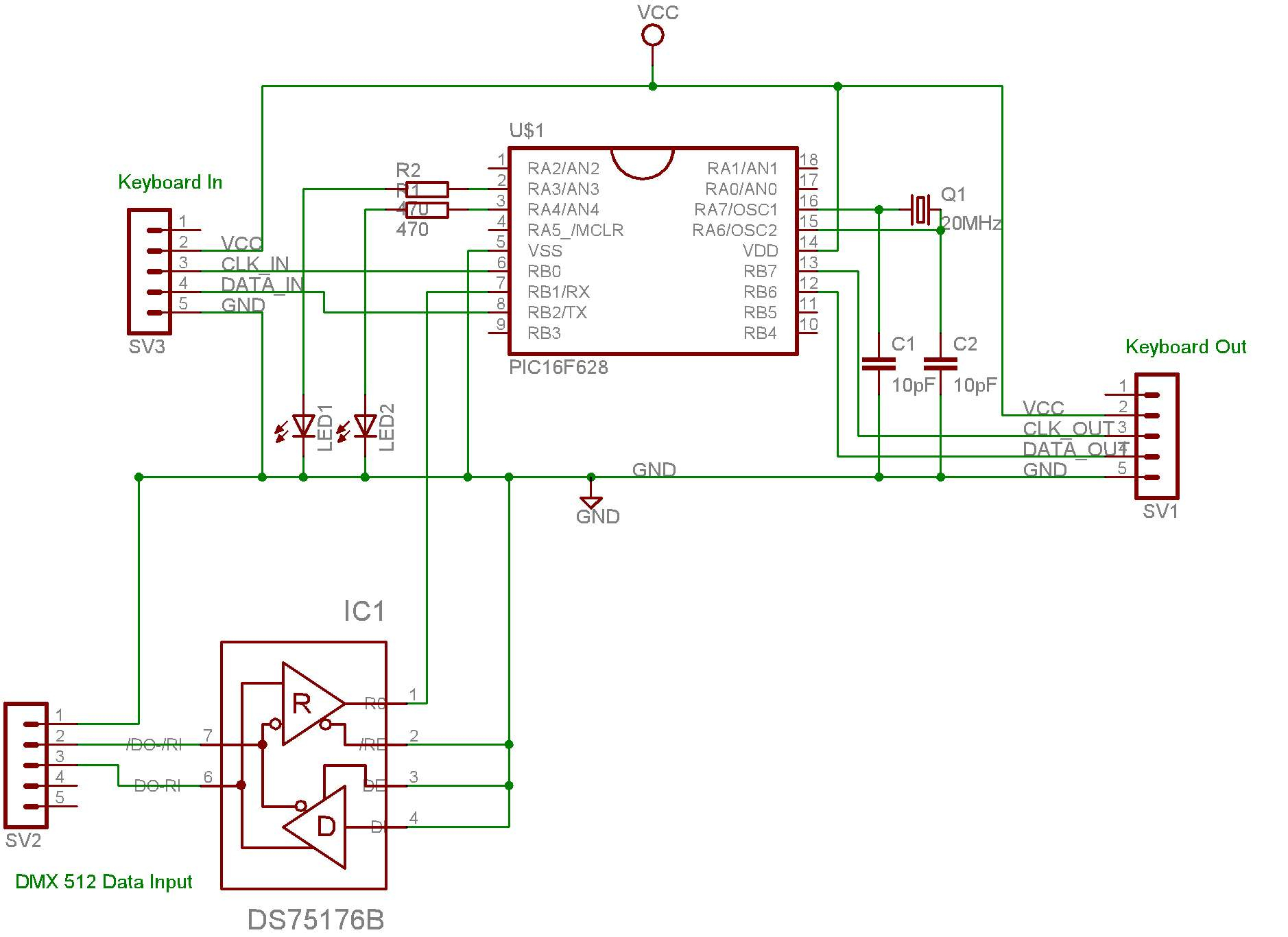 Usb Wiring Diagram Computer | Wiring Diagram - Wiring Diagram Converting 16 Pin Data Connection For 2010 Vw To Usb Connection For Pc