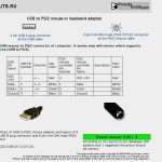 Usb Wiring Diagram Plug | Wiring Library   Wiring Diagram Change 6 Pin Din Plug To Usb