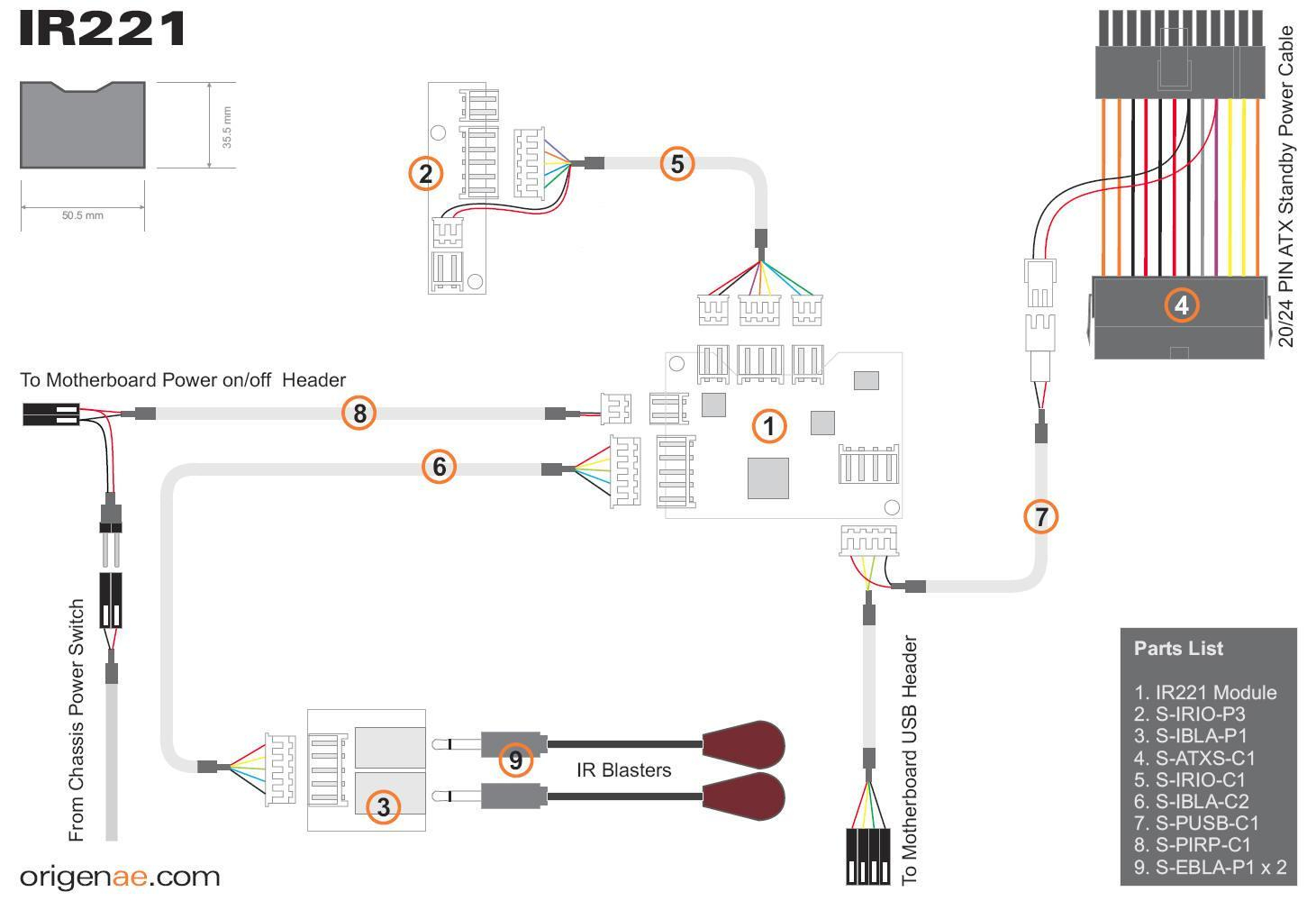 Usb Wiring Diagram Power