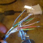 Vga Monitor Cable Wiring Diagram Usb To | Wiring Diagram   Color Code Wiring Diagram Usb