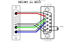 Vga Monitor Cable Wiring Diagram Usb To | Wiring Diagram – Connect Usb Wiring Diagram
