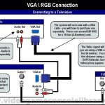 Vga Monitor Cable Wiring Diagram Usb To | Wiring Diagram   Vga To Usb Wiring Diagram
