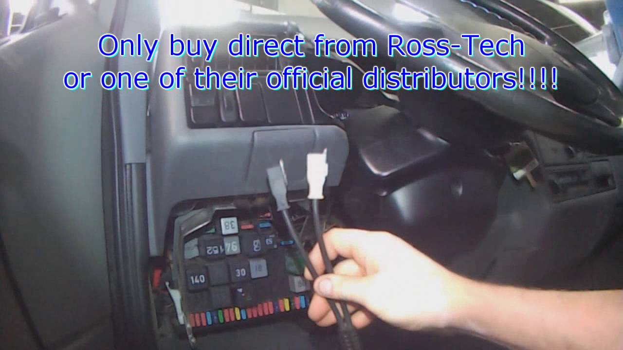 Vw & Audi: 2 X 2 Obd To Obd2 / Dlc Connector Adapter - Ross Tech Obd2 Dlc To Usb Wiring Diagram