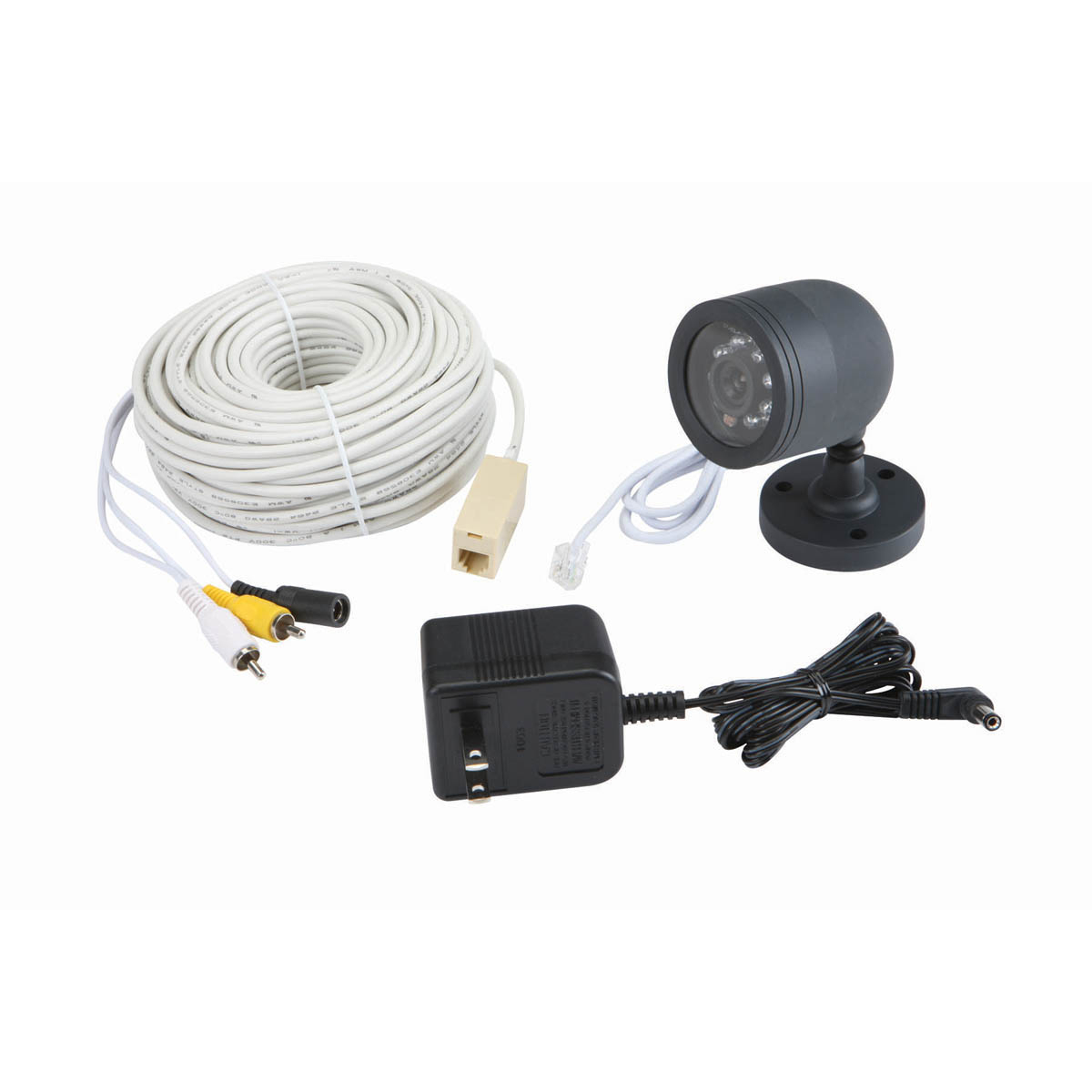 Weatherproof Color Security Camera With Night Vision - Usb Wiring Diagram For Security Camera Rl01Ctv
