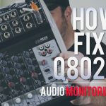What's Wrong With The Behringer Q802Usb Mixer And How To Fix It   Behringer Q802 Usb Wiring Diagram For Podcasting