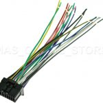 Wire Harness For Pioneer Avh X3600Bhs Avhx3600Bhs *pay Today Ships   Avh X3600Bhs Usb Wiring Diagram