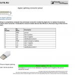 Wiring Diagram Apple Usb Cable | Manual E Books   Ipod 4 Usb Cable Wiring Diagram