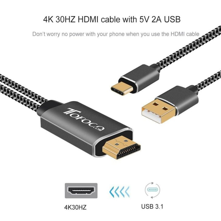 Usb C To Hdmi Cable Wiring Diagram