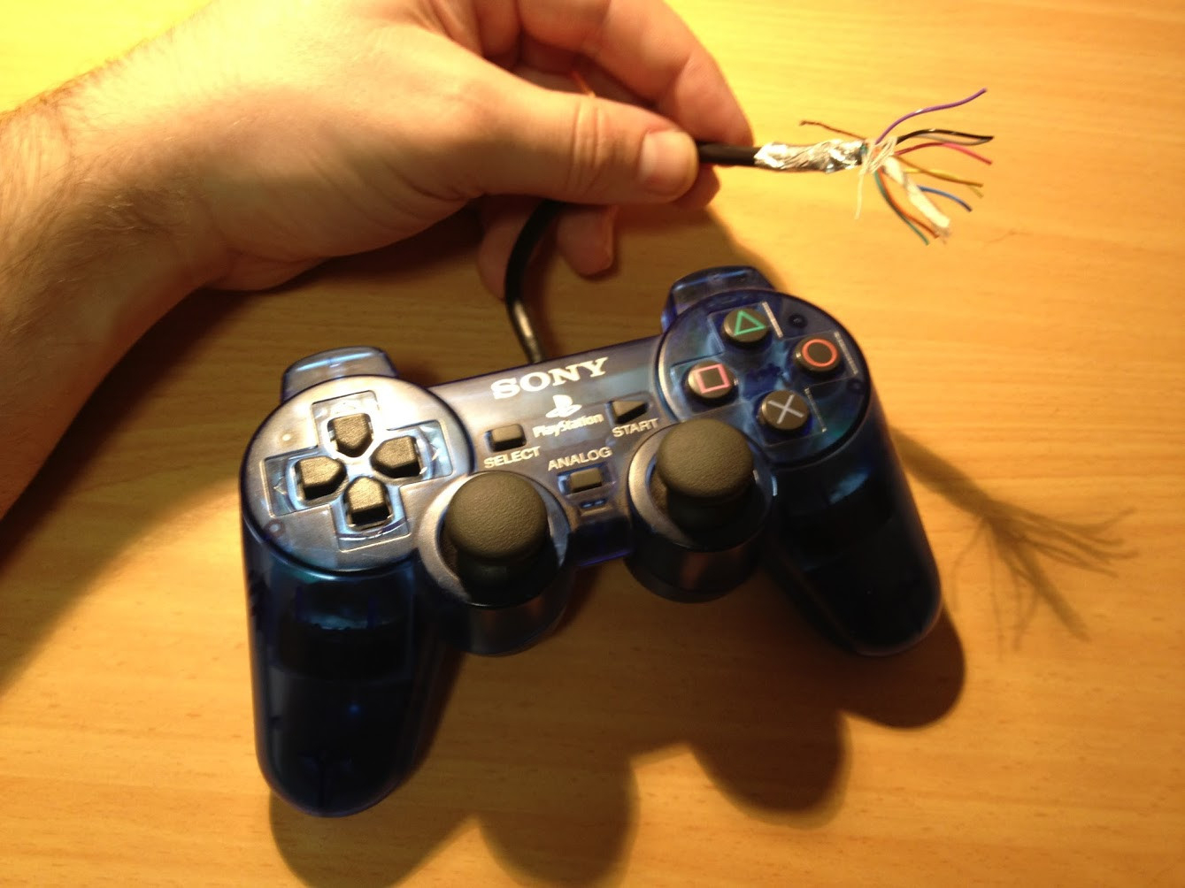 Wiring Diagram Usb Ps2 | Wiring Library - Ps2 Controller Wiring Diagram Usb