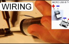 Wiring Micro Usb Male Connector – New Usb Port Wiring Diagram