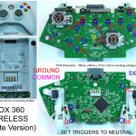 Xbox 360 Usb Controller Wiring Diagram | Manual E Books   Wiring Diagram For A Usb Joystick