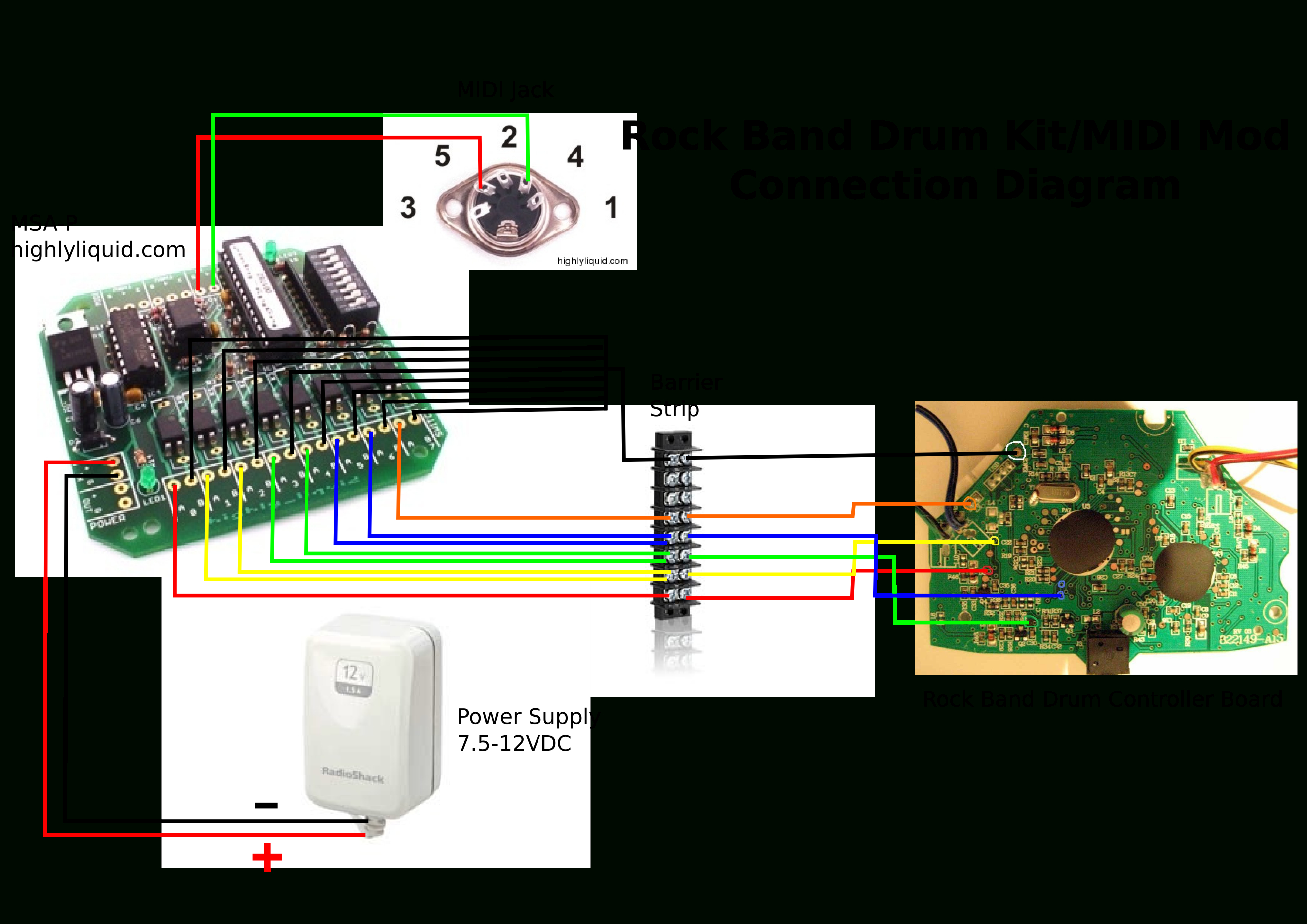 Xbox Controller To Usb Wiring Diagram | Wiring Diagram - Connect Usb Wiring Diagram