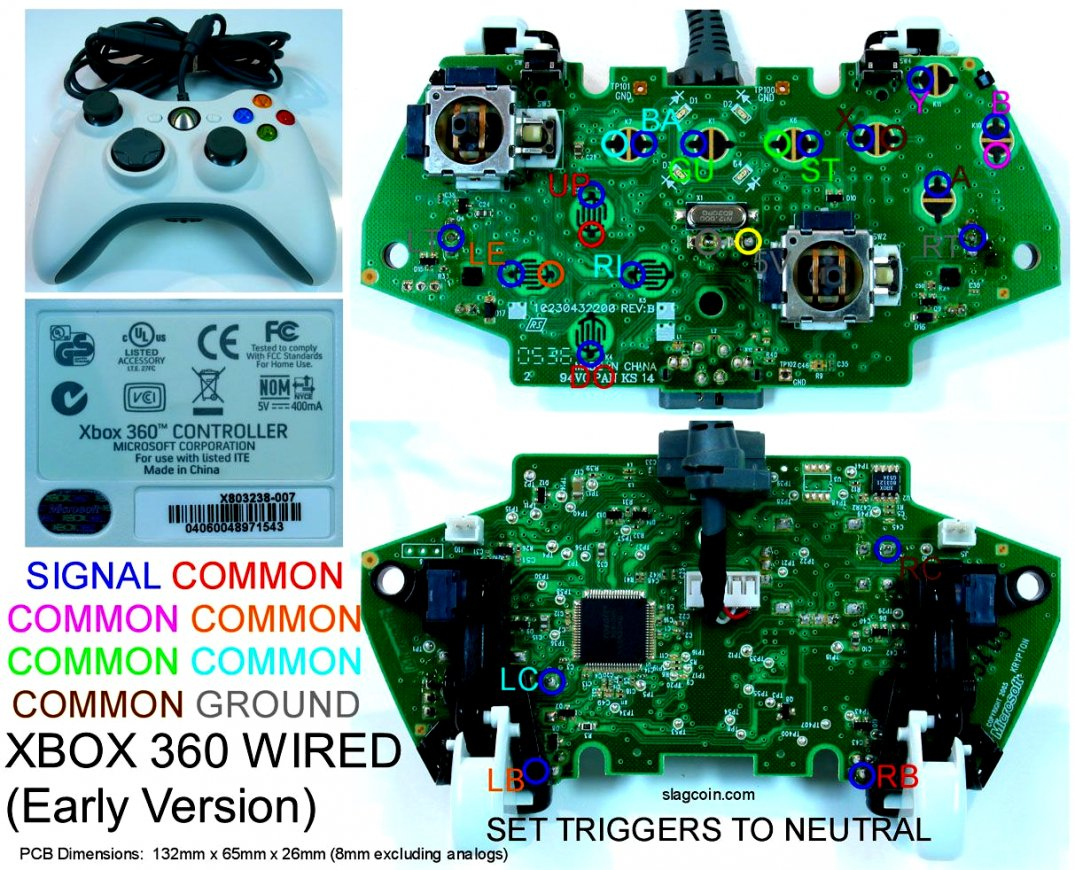 Fantastic Xbox Controller Usb Wiring Diagram Manual E Books Xbox One Wiring Database Gramgelartorg