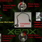 Xbox Joystick Wiring Diagram | Manual E Books   Wiring Diagram Usb Joystick