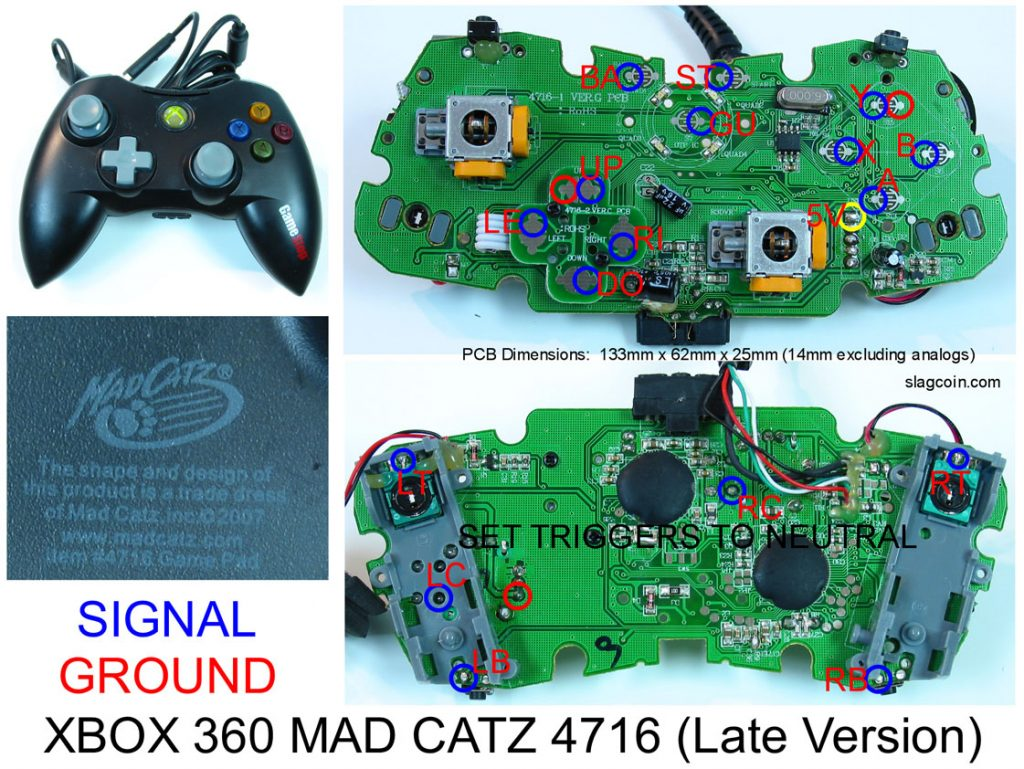 Xbox Usb Adapter For Wiring Diagram