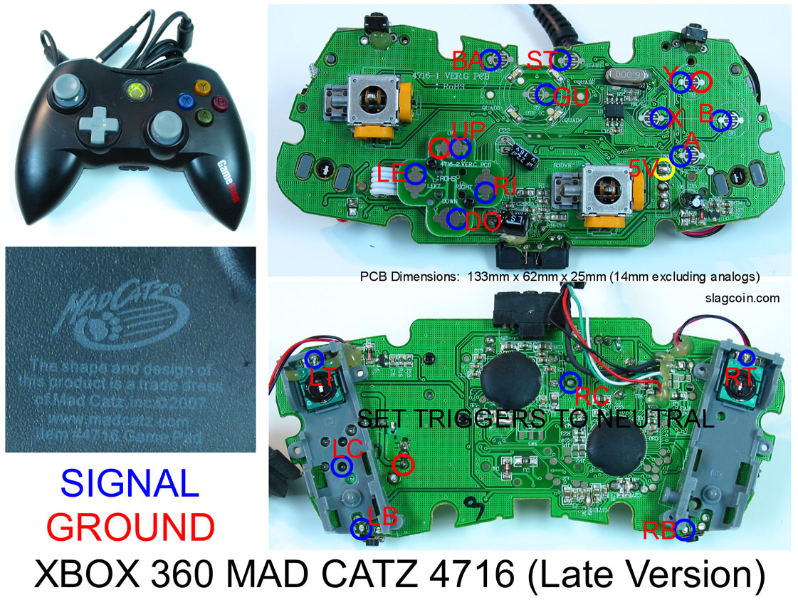 Xbox Usb Adapter For Wiring Diagram | Manual E-Books - Xbox 360 Usb Wiring Diagram