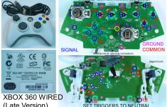 Xbox Usb Controller Wiring Diagram | Manual E-Books – Mame Joystick Usb Wiring Diagram